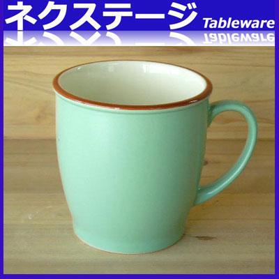 カラーぬり分 マグカップ グリーンの商品画像