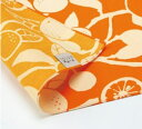 風呂敷 ふろしき 京の両面おもてなし 橙(橙色 だいだいいろ) 中巾(50cm) 名入れ対応 ギフト対応 両面染めふろしき 内祝 結婚祝 お祝い 長寿 引出物