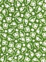 [手ぬぐい]プリントてぬぐい 小紋手ぬぐい かえる【日本手拭い(てぬぐい)・小紋柄・蛙(カエル)】手ぬぐい専門店「わざっか本舗」