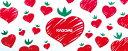 ショッピングインテリア [気音間] 注染手ぬぐい コラボレーション手ぬぐい ラブトマト日本手拭い(てぬぐい)