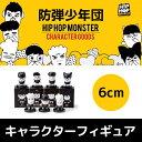 防弾少年団 HIP HOP MONSTER キャラクターフィギュア 6cm(全7種)選択可能 | 防弾少年団 BTS