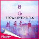 BROWN EYED GIRLS(ブラウンアイドガールズ) - 6集 「BASIC」(CD+ブックレット36P+フォト4枚)