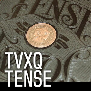 "<reservation with the collection of east Okoshi God TVXQ7 regular album ""tense"" (TENSE) + first attributive poster>"