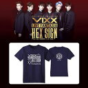 Tシャツ ブルー| VIXX(ビックス)Official goods★韓国2014年7月 ソウルコンサートグッズ