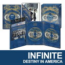 INFINITE(インフィニット) DESTINY IN AMERICA (2DVD)