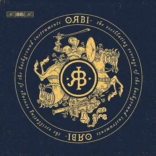 (CD)陽の目を見ない楽器たちの動揺する仕返し/演奏:ORBI(ファゴット/コントラバス/オルガン/