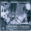 器樂曲 - (CD / SACD Hybrid) ナサニエル・シルクレット:トロンボーン協奏曲 / 演奏:クリスチャン・リンドバーグ (トロンボーン)