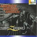 室内乐 - (CD) アメリカ!アメリカ!アメリカ! / 演奏:トロンボーン・クァルテット・ジパング (トロンボーン・アンサンブル)