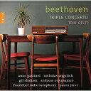 室內樂 - (CD) ベートーヴェン:三重協奏曲ほか / 演奏:アンドレアス・オッテンザマー(クラリネット)ほか (管弦楽/室内楽)