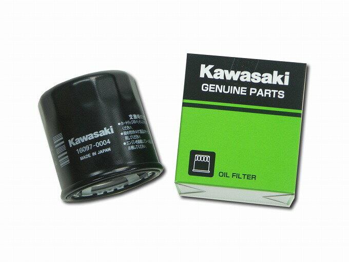 カワサキ純正オイルエレメント16097-0008の商品画像