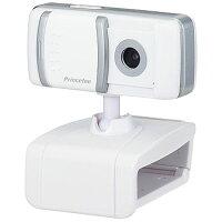 プリンストン イヤフォンマイク付き Webカメラ PWC-130UAF