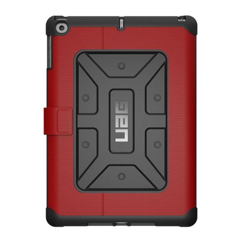 【日本正規代理店品】URBAN ARMOR GEAR社製 iPad 第5世代(2017)用 Metropolis Case マグマ UAG-IPDF-MGM【smtb-u】