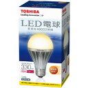 【3500円以上お買い上げで送料無料】東芝 LED電球 E-CORE 一般電球形6.4W 30W形相当 電球色相当 LDA6L