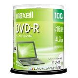 �ޥ����� maxell �ǡ����� DVD-R 1-16��®�б� �Ҥ�Ӥ�ۥ磻�ȥ졼�٥� 4.7GB 100�� DR47PWE.100SP 1C