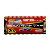 マクセル maxell 単4形 アルカリ乾電池「ボルテージ」 20本 LR03(T)20P【03P01Mar15】