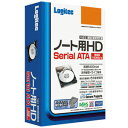 【送料無料】ロジテック 160GB(2.5型) Serial ATA 内蔵型HDD LHD-NA160SAK