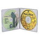 【3500円以上お買い上げで送料無料】サンワサプライ CD・DVDケースブラック FCD-21BK