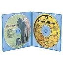 【3500円以上お買い上げで送料無料】サンワサプライ CD・DVDケースブルー FCD-21BL