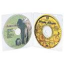 【3500円以上お買い上げで送料無料】サンワサプライ CD・DVDケースクリア FCD-21C