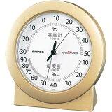 EMPEX エンペックス スーパーEX高品質温・湿度計 シャンパンゴールド EX-2768
