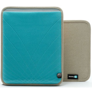 booq Boa skin, turquoise iPadスリーブケース