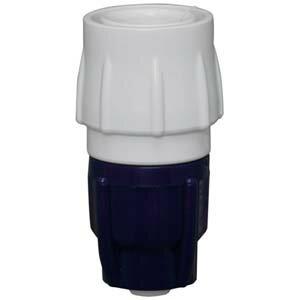 アイリスオーヤマ 耐圧ワンタッチコネクター ホワイト/マリンブルー SGP-3
