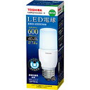 東芝ライテック LED電球 E-CORE 一般電球T形 7.4W 40W形相当 E26 昼白色相当 LDT7N-G