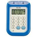 TANITA タニタ 大音量タイマー100分計 TD-377 ブルー BTI6202