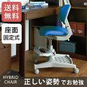 【送料無料】【ポイント20倍】コイズミファニテック ハイブリッドチェア HYBRID CHAIR パッションブルー CDC-105PB【smtb-u】