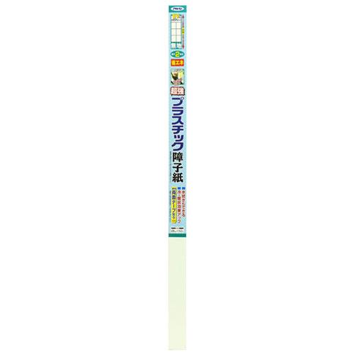アサヒペン UVカット 超強プラスチック障子紙 幅94cmx長さ4.3m 無地 No.6831