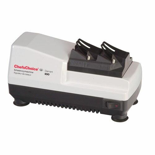 【送料無料】シェフチョイス 電動式ハサミ研ぎ器500 BHS3301【smtb-u】