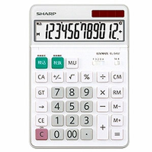シャープ SHARP 電卓 セミデスクサイズ ...の紹介画像2