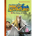 e-future Magic Adventures Graded Comic Readers 2-5: The Story of Dark (with CD)