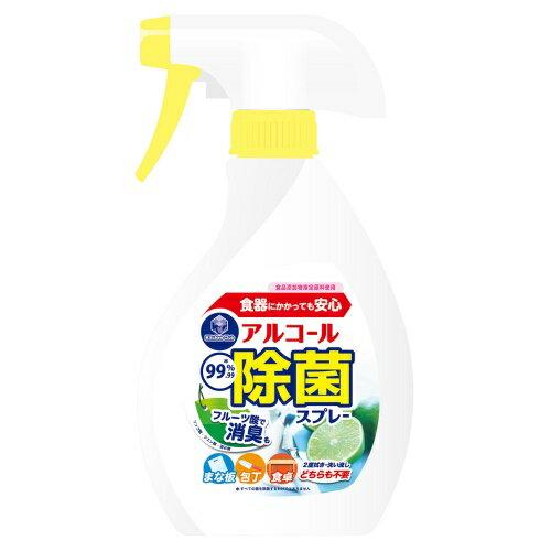 第一石鹸 アルコール除菌スプレー 本体 400ml