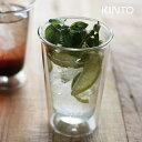 【ポイント20倍】キントー KINTO CAST ダブルウォール カクテルグラス 21431