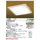 【送料無料】TAKIZUMI タキズミ 和風LEDシーリングライト 調光・調色 〜8畳 4000lm リモコン付 TX80022【smtb-u】