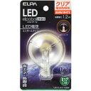 ELPA LED電球 G50型 E17 LDG1CL-G-E17-G266