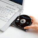 サンワサプライ ブルーレイレンズクリーナー 湿式 CD-BDW