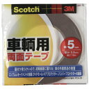 3M スコッチ 車両用両面テープ 5mm×10m PCA-05