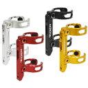 【送料無料】RIDEA リデア ESFCADC Mini Velo Bottole Cage Adapter(Double arm) レッド 147-06051...