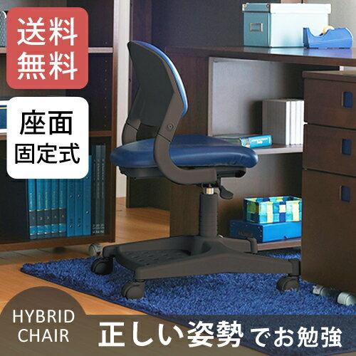 【送料無料】コイズミファニテック ハイブリッドチェア HYBRID CHAIR ネイビーブルー CDC-106BKNB【smtb-u】