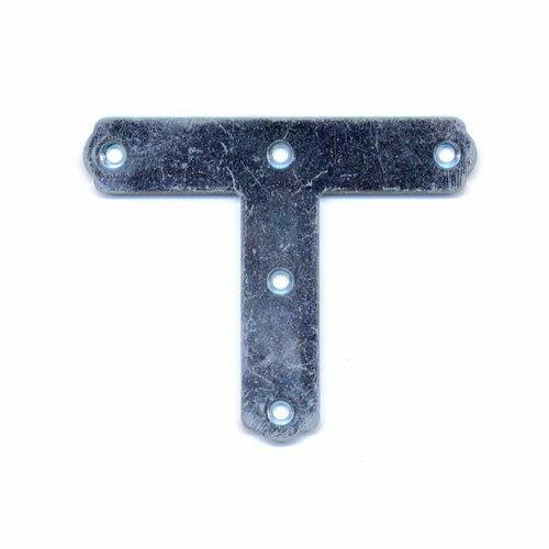 ユニクロ隅金 T型 BK-019 90X78