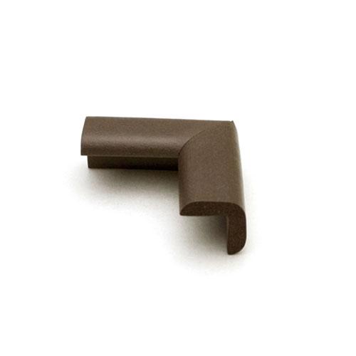 安心クッションコーナー/極細〈ブラウン〉の商品画像