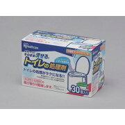 アイリスオーヤマ 介護用トイレの処理剤30包 TPS-30K