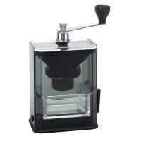 HARIO ハリオ クリア コーヒーグラインダー MXR−2TB FKCI501