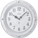 ノア精密 MAG 掛時計 セルマン W-664 WH
