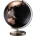 【送料無料】ナカバヤシ 光る地球型オブジェ ライティングアース 20cm ゴールド LE-20GL【smtb-u】