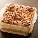 石塚硝子 セラベイク Cera Bake スクエアロースター M K-9427