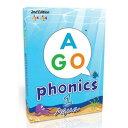 AGO AGO Phonics 2nd Edition Aqua (Level 1) [AGO Card Game]