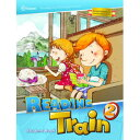 e-future Reading Train 2 Student Book with CD